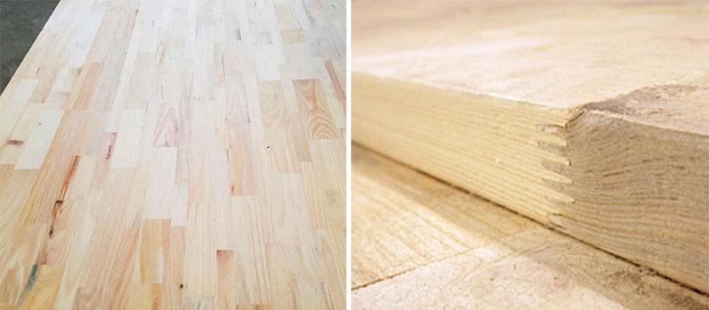 Gỗ công nghiệp gỗ ghép
